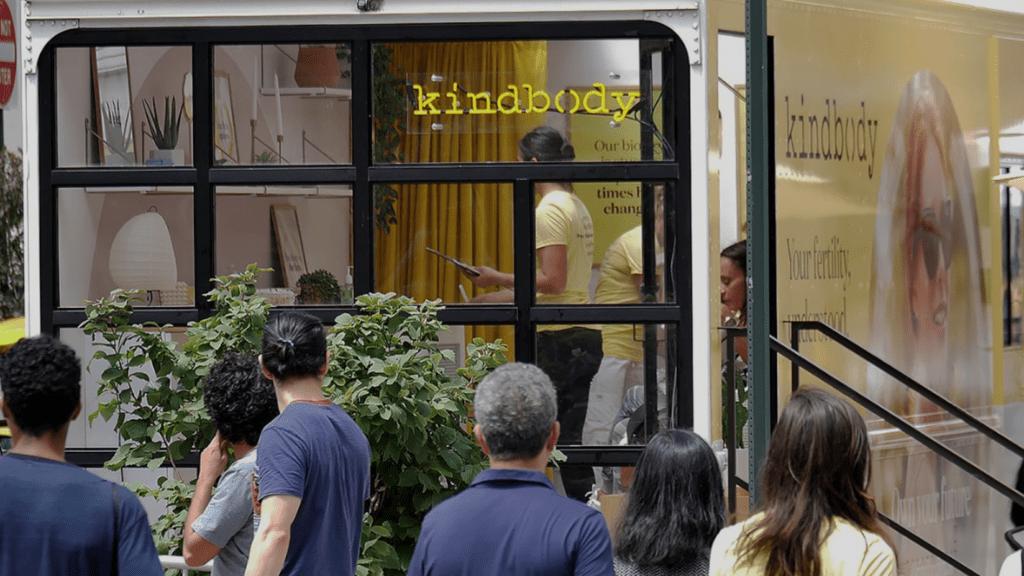kindbody storefront