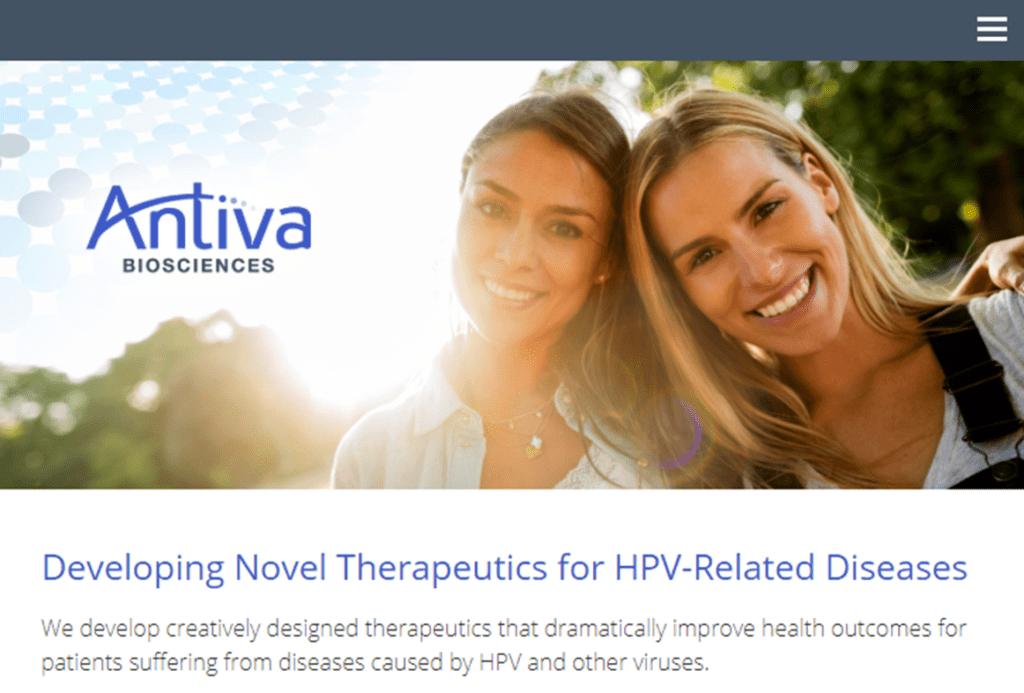 antiva biosciences website