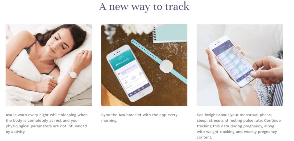 ava sleep tracker website