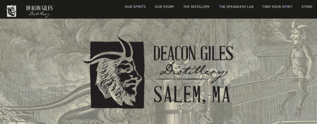 deacon giles halloween startups