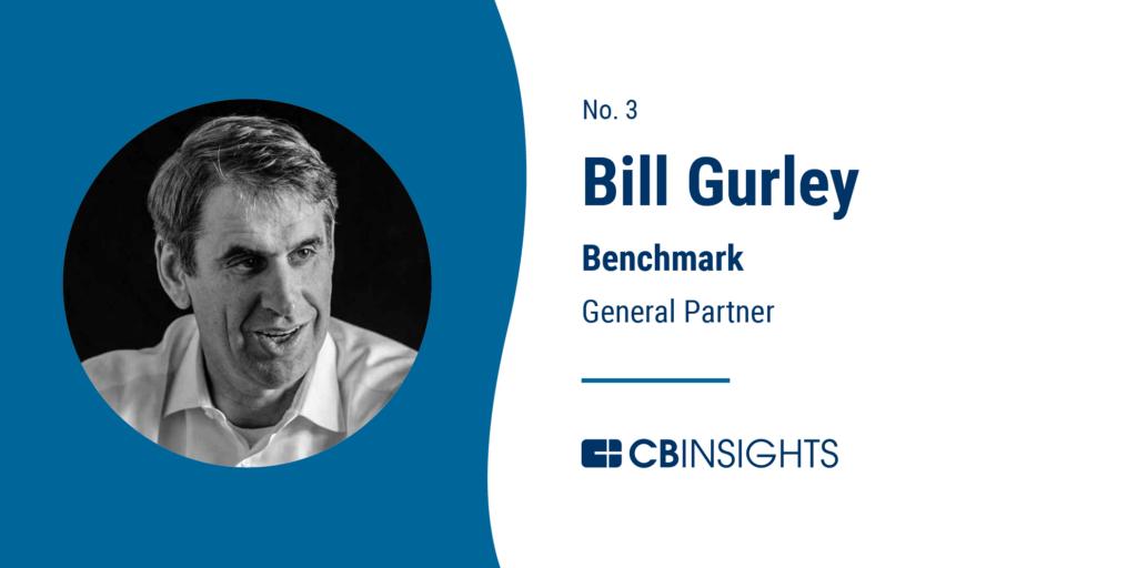 Top Venture Capitalists Bill Gurley Benchmark