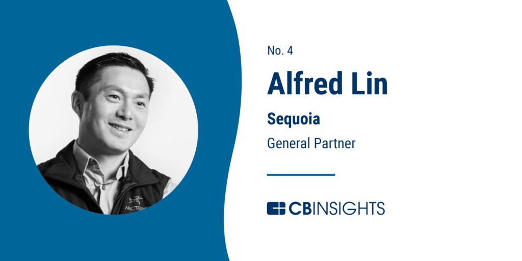 Top Venture Capitalists Alfred Lin Sequoia