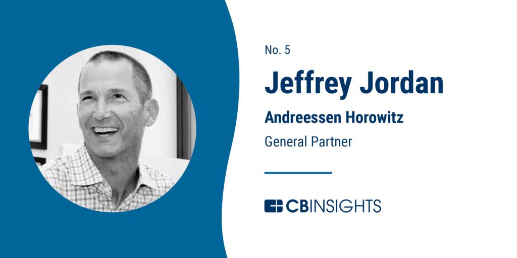 Top Venture Capitalists Jeffrey Jordan Andreessen Horowitz