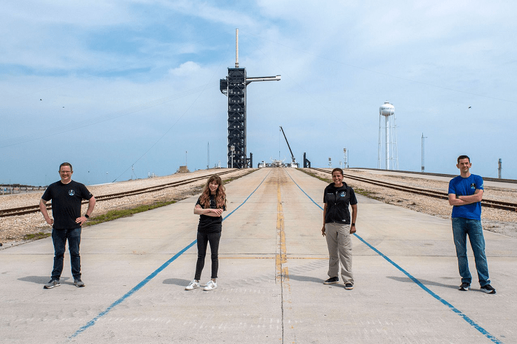 SpaceX's Inspiration4 Crew: First All-Civilian Crew