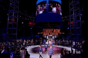 Fashion show of Tommy Hilfiger's TommyNow Collection
