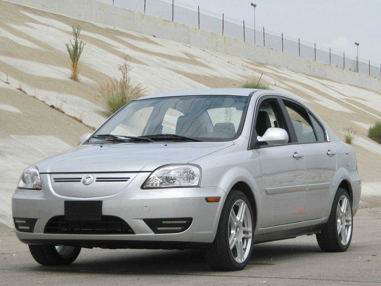Coda's Sedan automobile