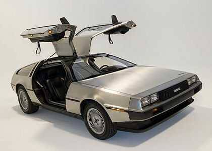 DeLorean's DMC-12 automobile