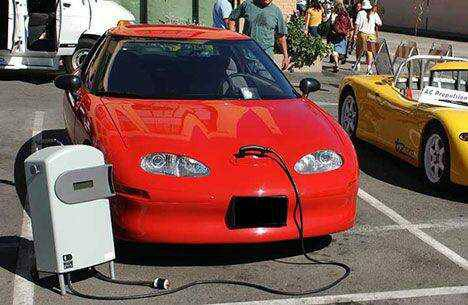 General Motors EV1 automobile