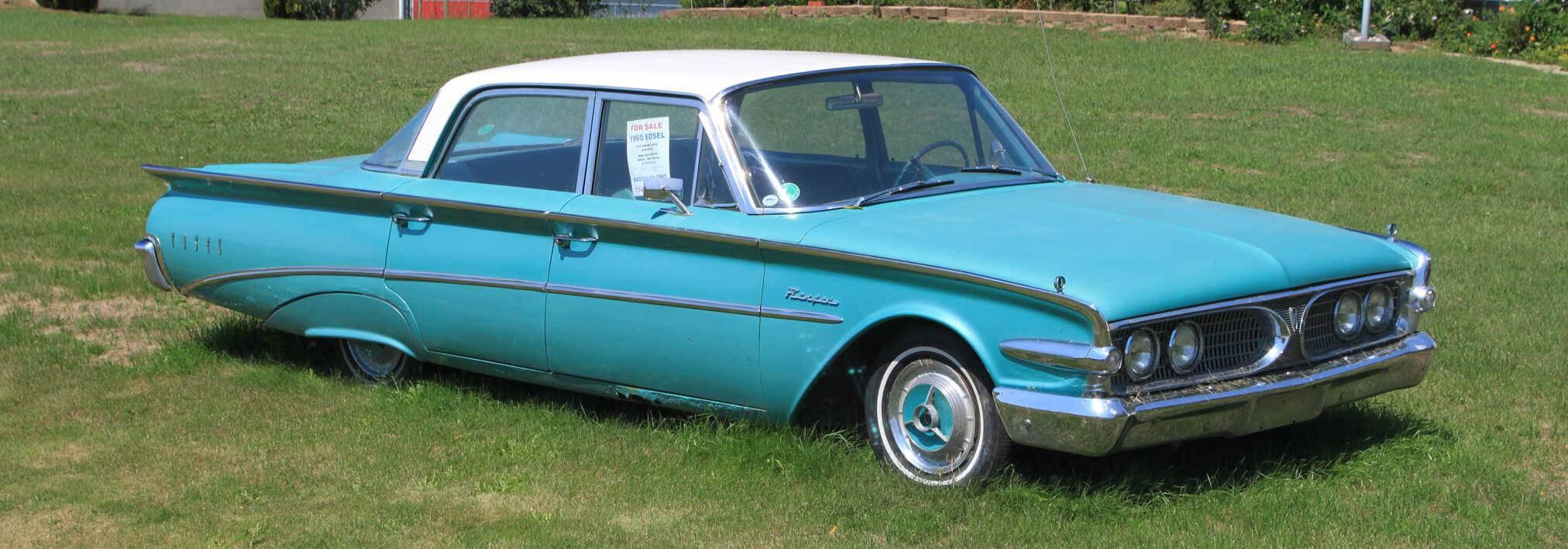 Ford's Edsel car