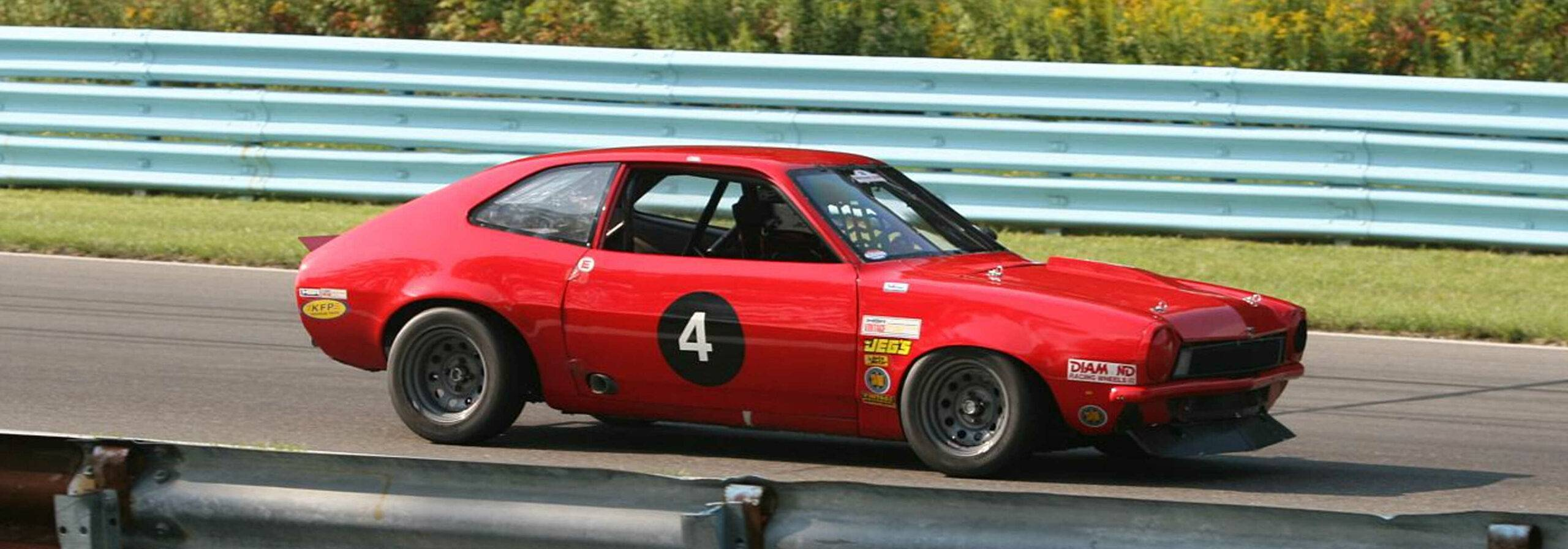 Ford's Pinto car