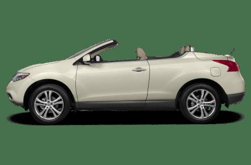 Nissan's Murano CrossCabriolet automobile