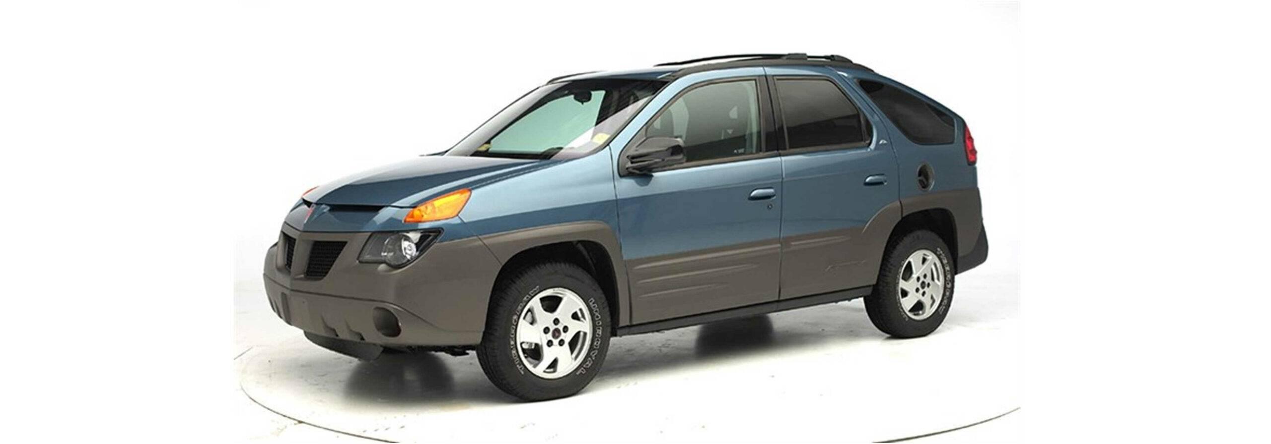 Pontiac's Aztek car