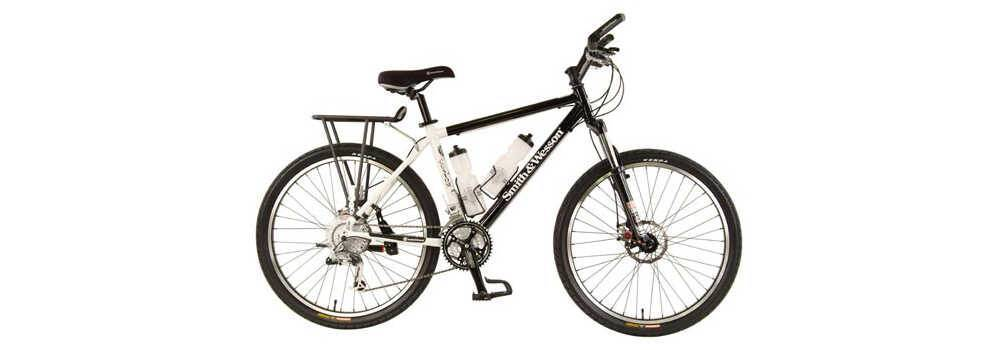 Smith & Wesson bikes