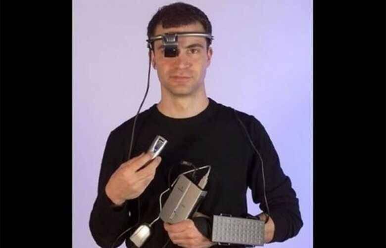 Xybernaut Poma Wearable PC