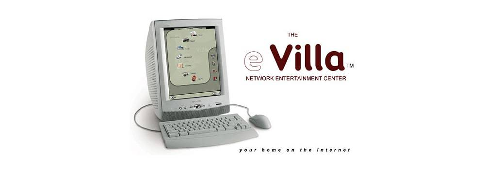 Sony's eVilla computer