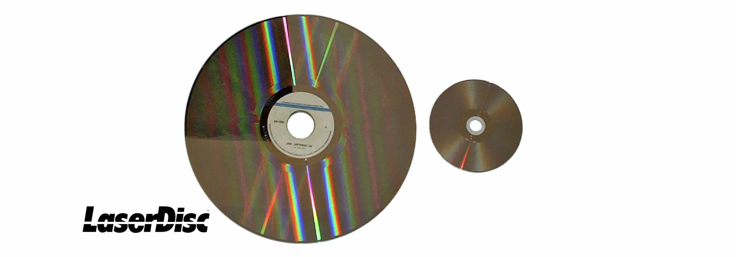 Philips's LaserDisc