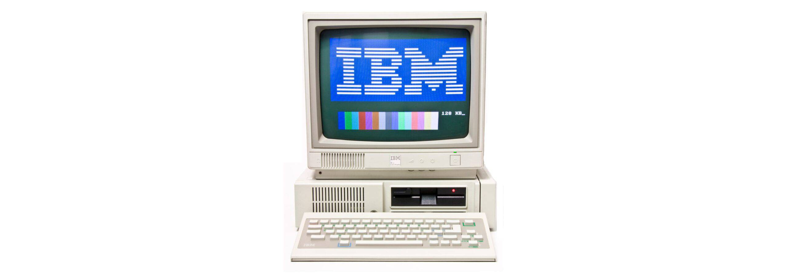 IBM's PCJr computer