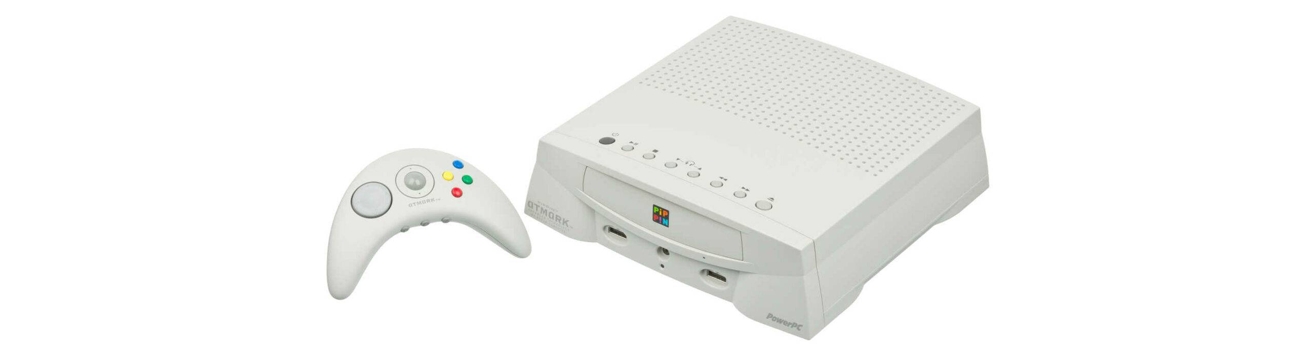 Apple's Pippin gaming device