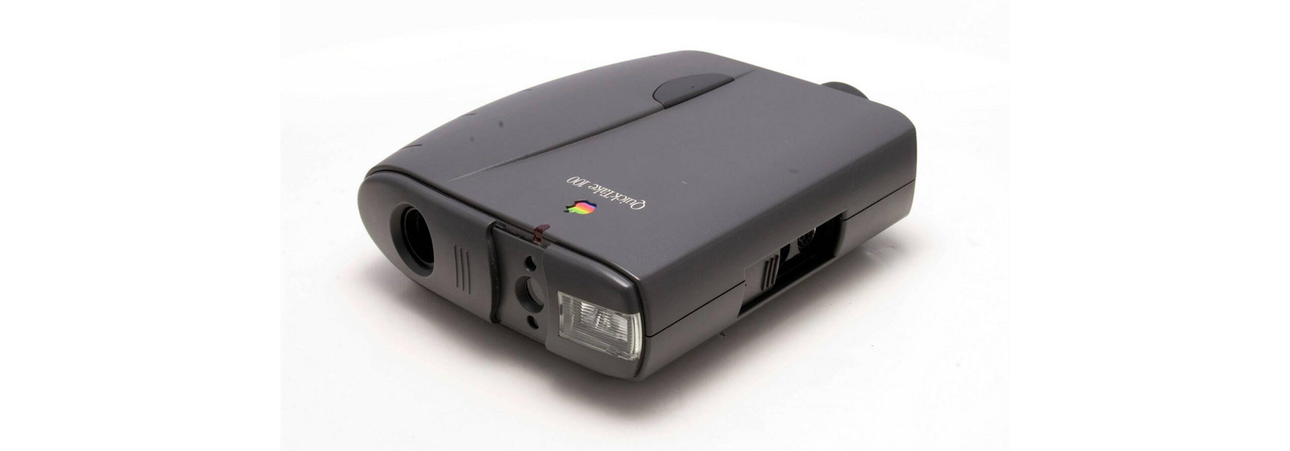 Apple's QuickTake Camera
