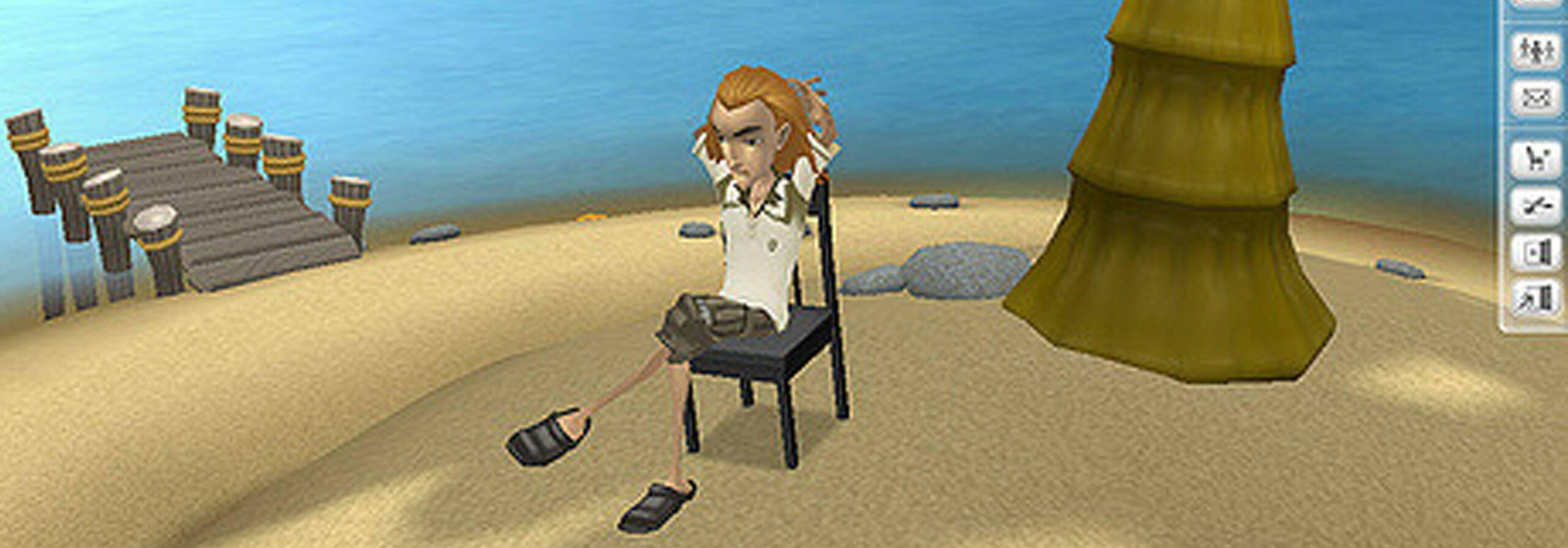 Google Lively 3D virtual world simulator