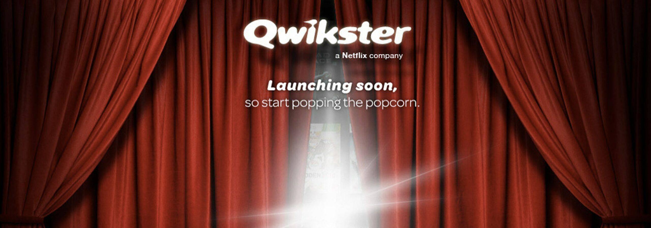 Netflix's Qwikster DVD service