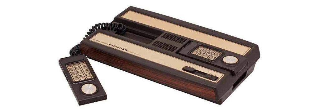 Mattel's Intellivision video game system