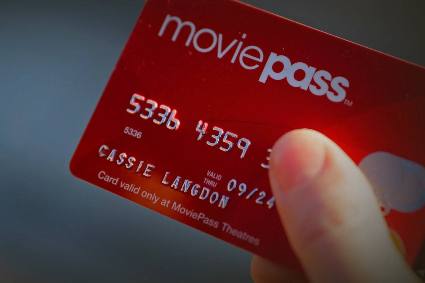 MoviePass's movie ticket subscription service