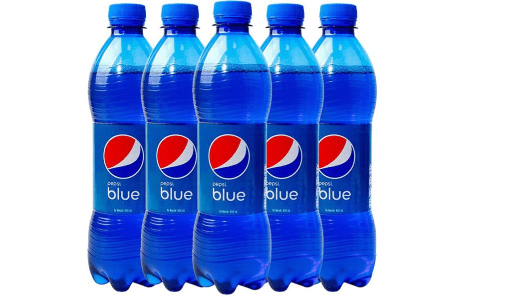 PepsiCo's Pepsi Blue soda
