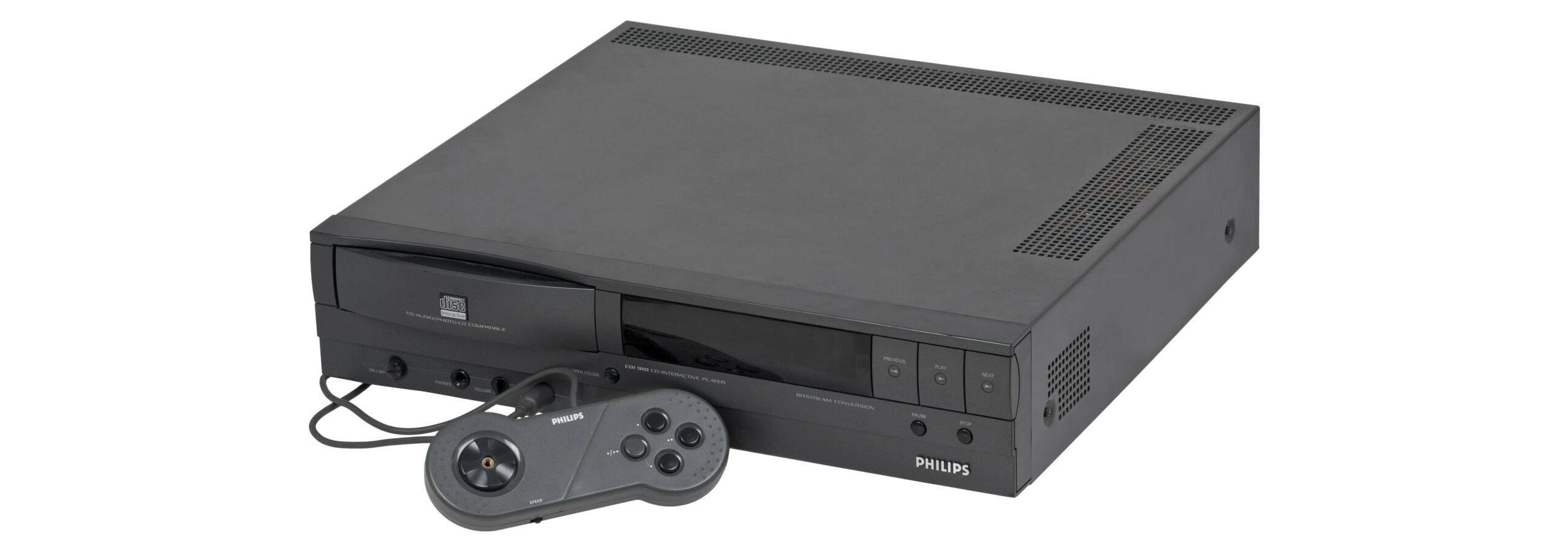 Philips CD-i gaming console