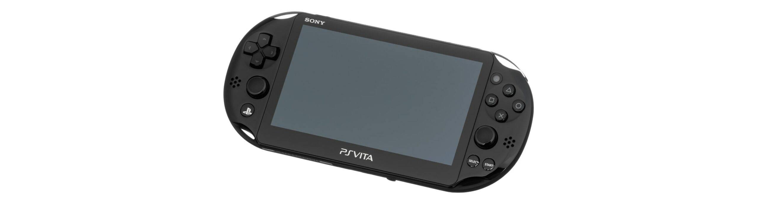 Sony's PS Vita handheld gaming device