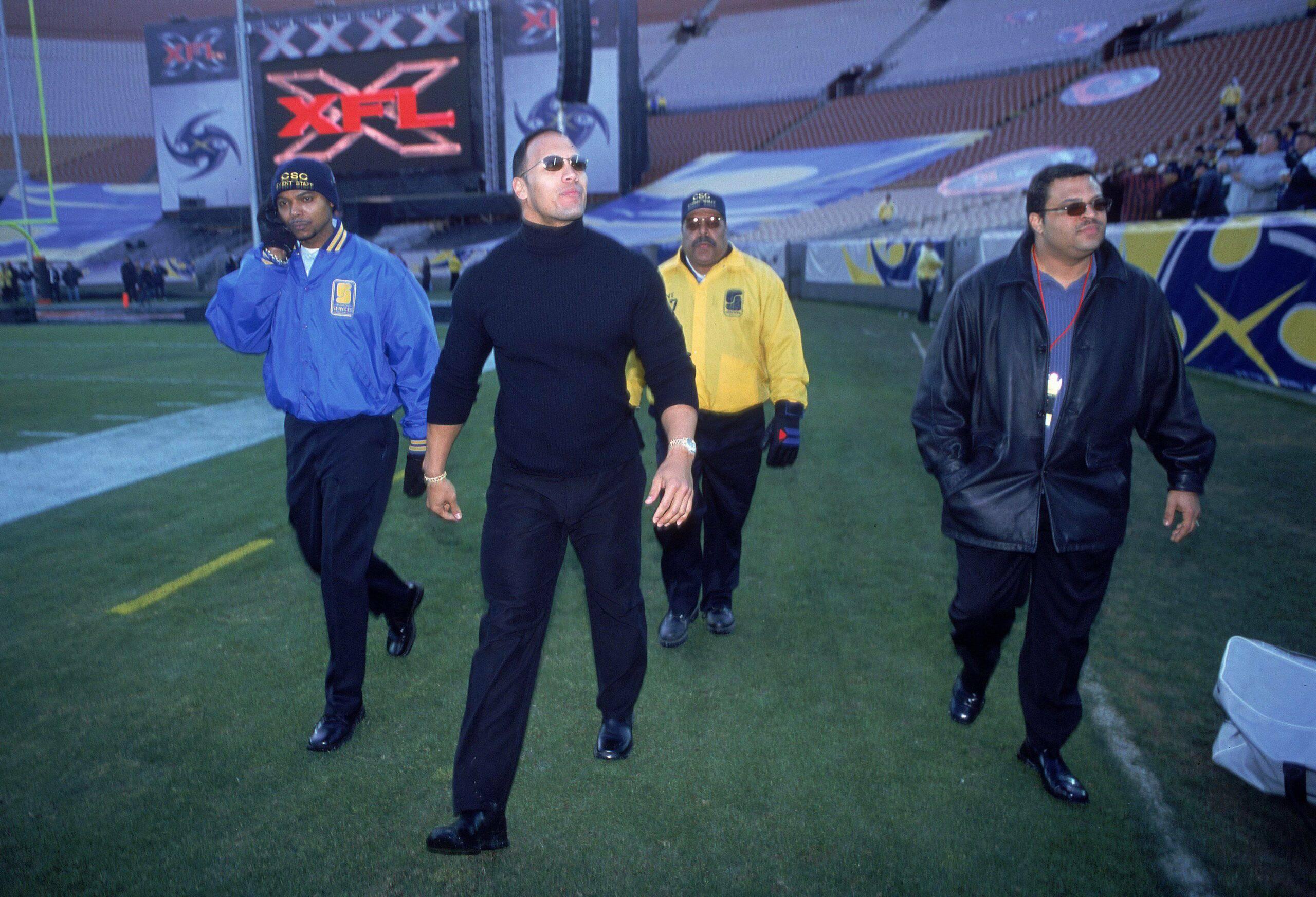 XFL from WWE & NBC