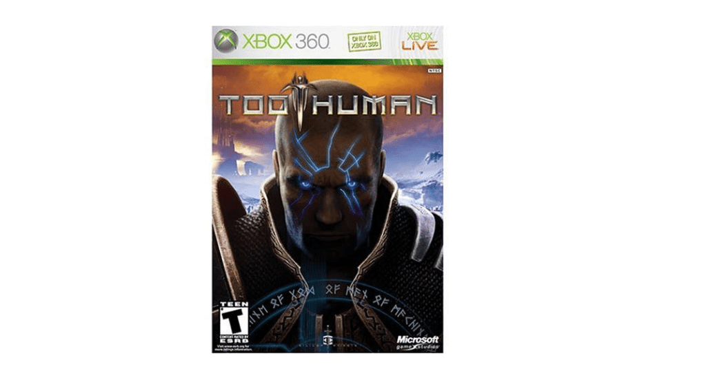Too Human video game from Silicon Knights