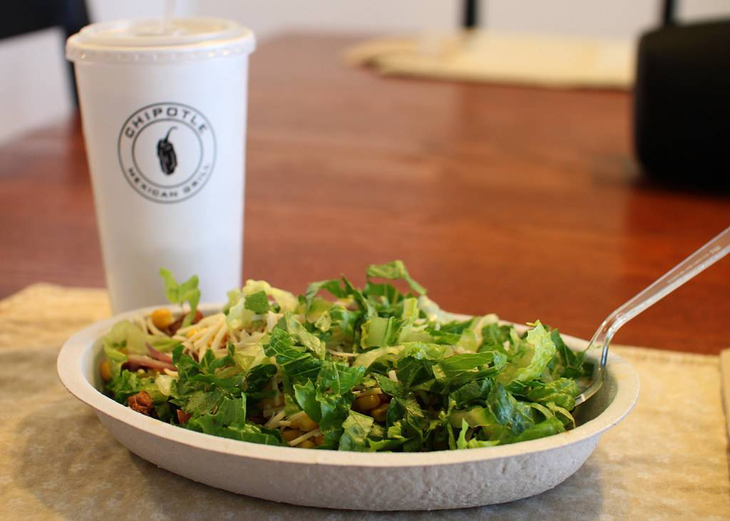 Fast casual restaurant Chipotle