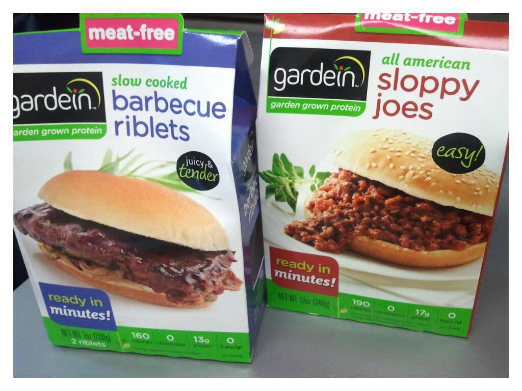Plant-based brand Gardein