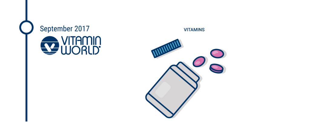 Vitamin World filed for bankruptcy in September 2017