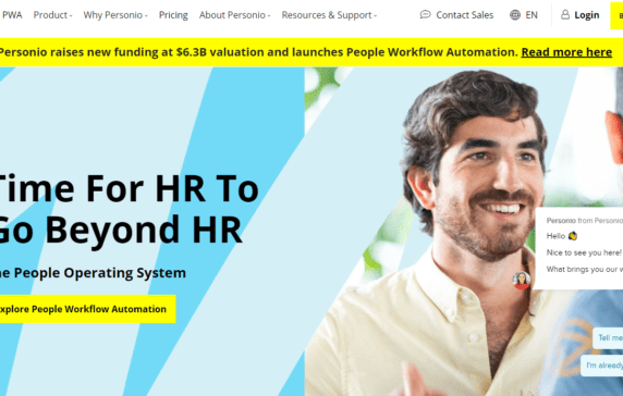 Personio, A Provider Of Cloud-Based HR And Recruiting Software For SMBs, Nearly Quadruples Its Valuation After Raising $270M